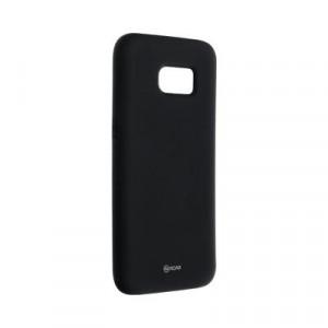 Силиконов гръб ROAR Colorful Jelly - Samsung Galaxy S7 Edge черен