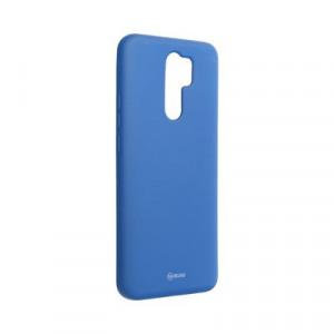 Силиконов гръб ROAR Colorful Jelly - Xiaomi Redmi 9 син