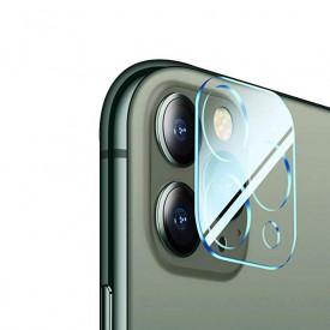 Супер издръжлив 9H закален стъклен протектор за камера пълно покритие - iPhone 11 Pro / 11 Pro Max