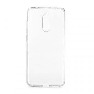 Тънък силиконов гръб 0.5mm - Xiaomi Redmi 6A прозрачен