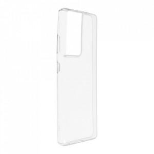 Ултратънък силиконов гръб 0,3 mm - Samsung Galaxy S21 Ultra прозрачен