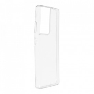 Ултратънък силиконов гръб 0.3mm – Samsung Galaxy S21 Ultra прозрачен
