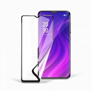 5D Full Glue hybrid керамичен протектор с рамка - Samsung Galaxy A32 LTE черен