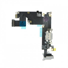 """iPhone 6 Plus 5.5"""" Lightning Connector and Headphone Jack - space черен"""