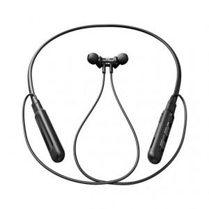 Безжични Bluetooth слушалки PRODA Kamen черен (Power Delivery-BN200 черен)