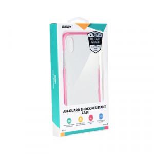 Гръб ESR Air Guard - iPhone XS Max розов