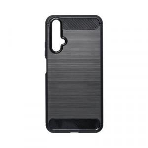 Гръб FORCELL Carbon - Huawei Honor 20 / Nova 5T черен