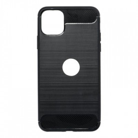 Гръб FORCELL Carbon - iPhone 11 Pro Max 2019 черен
