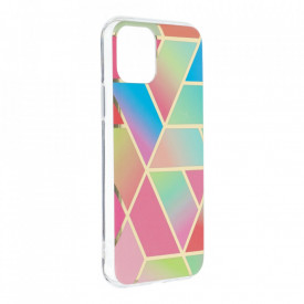 Гръб Forcell MARBLE COSMO - iPhone 12 Mini дизайн 04