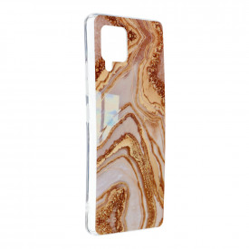 Гръб Forcell MARBLE COSMO - Samsung Galaxy A02s дизайн 09
