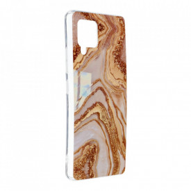 Гръб Forcell MARBLE COSMO - Samsung Galaxy A42 5G дизайн 09