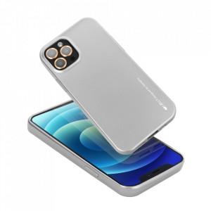 Гръб i-Jelly Mercury - Samsung Galaxy A02S сив