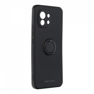 Гръб Roar Amber с държач - Xiaomi Mi 11 черен