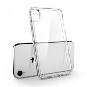Гръб Spigen Ultra Hybrid - iPhone XR прозрачен