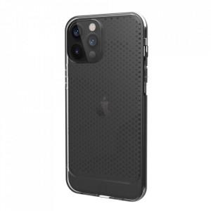 Гръб UAG Urban Armor Gear Lucent - iPhone 12 Pro Max пепелно прозрачен