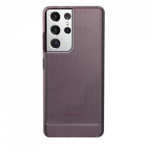 Гръб UAG Urban Armor Gear Lucent - Samsung Galaxy S21 Ultra розов