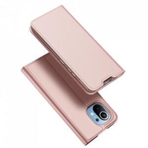 Калъф тип книга DUX DUCIS Skin Pro - Xiaomi Mi 11 розов