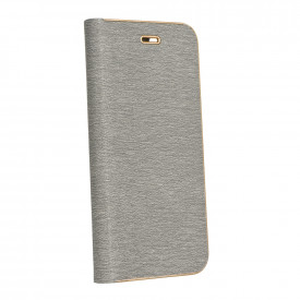 Калъф тип книга Luna - Motorola G 5G сив