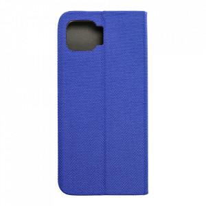 Калъф тип книга Sensitive - Motorola Moto G 5G Plus син