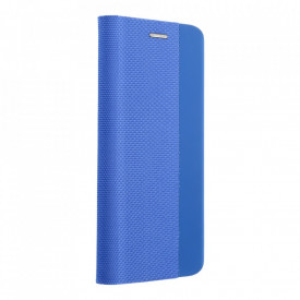 Калъф тип книга Sensitive - Samsung Galaxy A72/A72 5G син