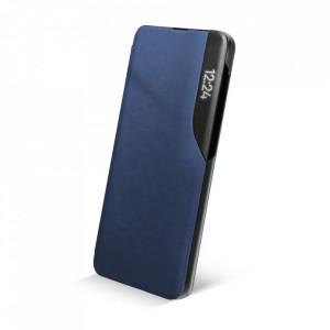 Калъф тип книга Smart View - Samsung Galaxy A72 / A72 5G син