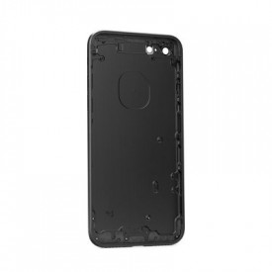 Капак EQ - iPhone 7 (без лого) черен