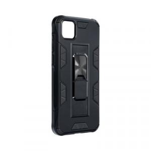 Подсилен гръб със стойка Forcell DEFENDER - Huawei Y5p черен
