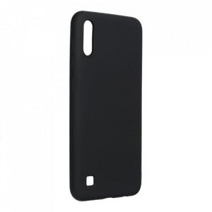 Силиконов гръб FORCELL Silicone Lite - Samsung Galaxy A12 черен