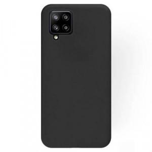 Силиконов гръб FORCELL Soft - Samsung Galaxy A12 черен