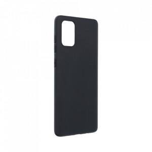 Силиконов гръб FORCELL Soft - Samsung Galaxy A72/A72 5G черен