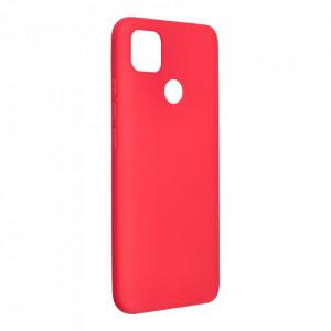Силиконов гръб FORCELL Soft - Xiaomi Redmi 9C / 9C NFC червен