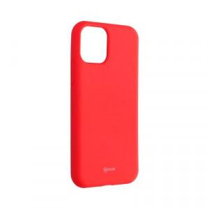Силиконов гръб ROAR Colorful Jelly - iPhone 11 Pro прасковено розов