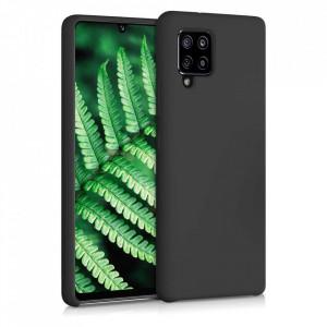 Силиконов гръб Soft Flexible Rubber - Samsung Galaxy A42 5G черен