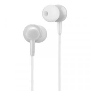 Слушалки HOCO Inital sound M14 Micro USB бял