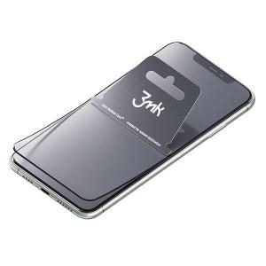 Стъклен протектор 3MK Neo - iPhone 11 черен