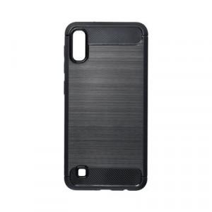 Гръб FORCELL Carbon - Samsung Galaxy A10 черен