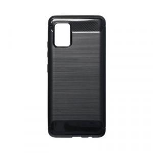 Гръб FORCELL Carbon - Samsung Galaxy A51 5G черен