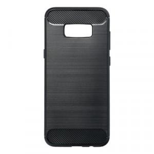 Гръб FORCELL Carbon - Samsung Galaxy S8 Plus черен