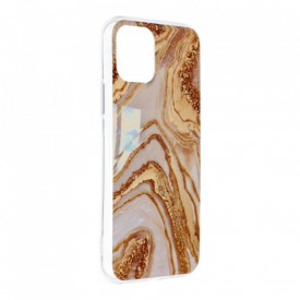 Гръб Forcell MARBLE COSMO - iPhone 12 Mini дизайн 09