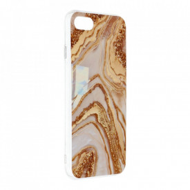 Гръб Forcell MARBLE COSMO - iPhone 7 / 8 / SE 2020 дизайн 09