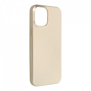 Гръб Jelly Mercury - iPhone 12 Pro Max златен