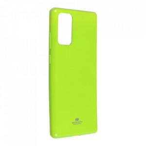 Гръб Jelly Mercury - Samsung Galaxy Note 20 лайм