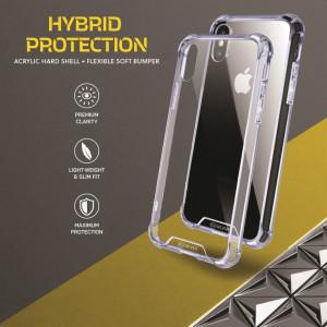 Гръб ROAR Armor Jelly - Samsung Galaxy A42 5G прозрачен