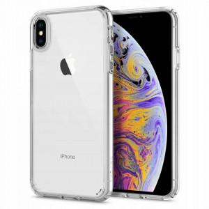 Гръб Spigen Ultra Hybrid - iPhone XS Max прозрачен
