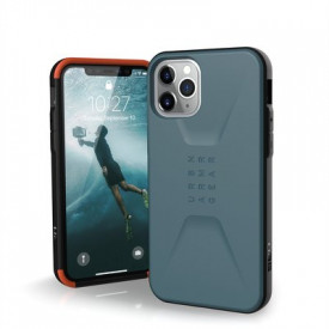 Гръб UAG Civilian - iPhone 11 Pro сив