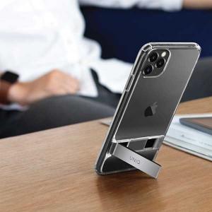 Гръб UNIQ Cabrio - iPhone 11 Pro Max сив