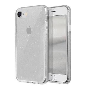 Гръб UNIQ LifePro Tinsel - iPhone 7 /8 / SE 2020 прозрачен