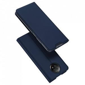 Калъф тип книга DUX DUCIS Skin Pro - Xiaomi Redmi Note 9T 5G син