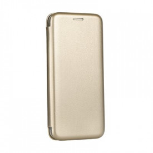 Калъф тип книга FORCELL Elegance - Huawei P40 Lite E златист