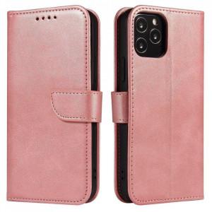 Калъф тип книга Magnet Elegant - Samsung Galaxy A42 5G розов